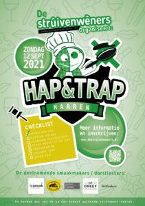 De eerste editie van: Hap & Trap